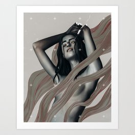 Melifluo Art Print