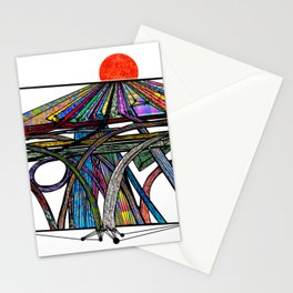 new Roads Stationery Cards