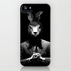 Rabbit Man iPhone (5, 5s) Slim Case