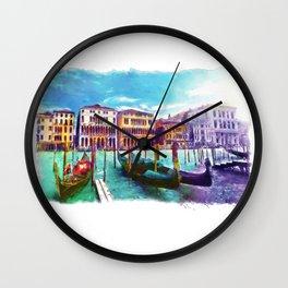 Venice Wall Clock