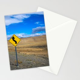 Pampa Roadsign Stationery Cards