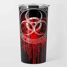 Zombie Outbreak First Response Team Travel Mug