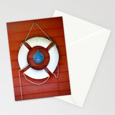 Life Buoy Stationery Cards