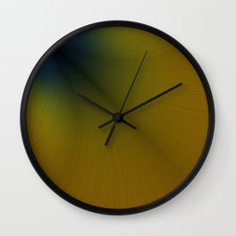 Ty'd Eyed Wall Clock