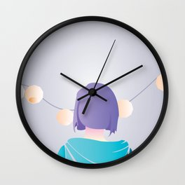 Max's Room Wall Clock