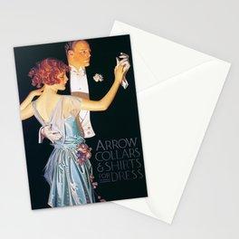 12,000pixel-500dpi - Joseph Christian Leyendecker - Arrow Collars And Shirts For Dress Stationery Cards