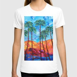 California Palm Trees T-shirt