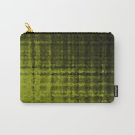 Black olive mosaic Carry-All Pouch