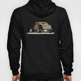 1932 Ford Hot Road Sepia Hoody