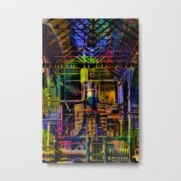Colourwerkz Metal Print