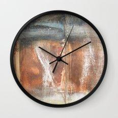 Wood Texture #2 Wall Clock