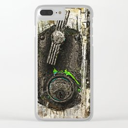 Yale Clear iPhone Case