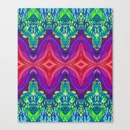 Soulful Colors Remix Canvas Print