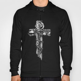 Rose of Grace. Hoody