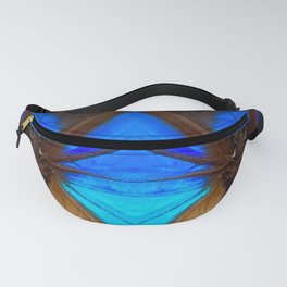 Butterfly Sentinels Fanny Pack