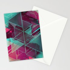Triangled Stationery Cards