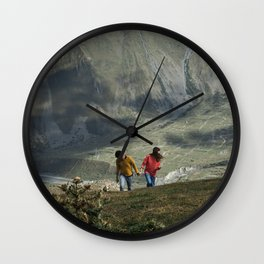 Meet Georgia Wall Clock