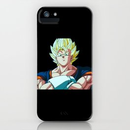 Vegetto ssj dbz iPhone Case