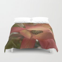 Peculiar Familiar Duvet Cover