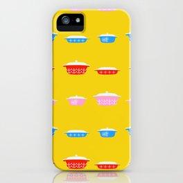 Kitschy Kitschen iPhone Case