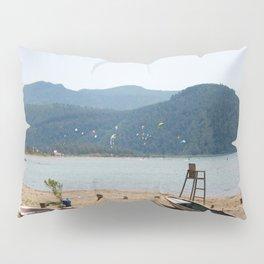 The Kite Surfers Beach Akyaka Turkey Pillow Sham