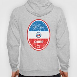 World Cup Football - Chile (Distressed) Hoody