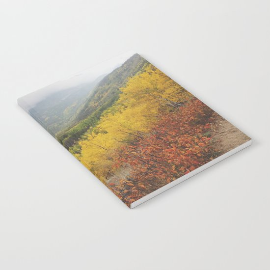 Rocky Mountain Colors Notebook