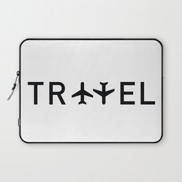 Travel and enjoy Laptop Sleeve
