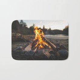 Campfires along the Coast Bath Mat