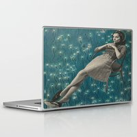 whatever Laptop & iPad Skins featuring Whatever by Imogen Art