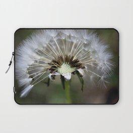 Dandelion Weed Seed Laptop Sleeve