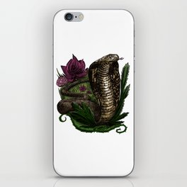 Cobra iPhone Skin