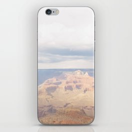 grand canyon print, desert print, nature photo, grand canyon, arizona print iPhone Skin