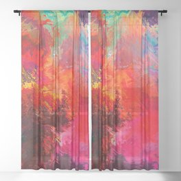 Kleop Sheer Curtain