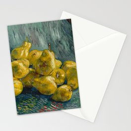 Vincent van Gogh - Still Life with Quinces (1888) Stationery Cards