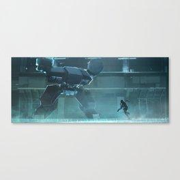 Rex's Lair Canvas Print