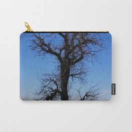 Tree of Tranquility Carry-All Pouch