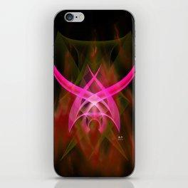 In Flight 5 of 5 Series iPhone Skin