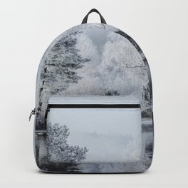 Frosted Morning Backpack