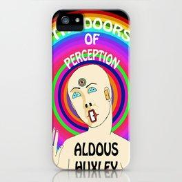 Doors Of Perception iPhone Case