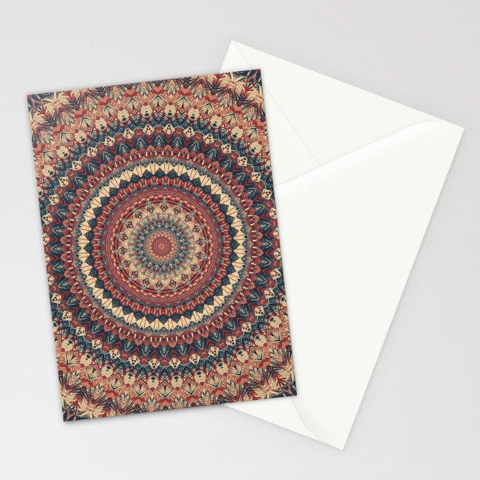 Mandala 595 Stationery Cards