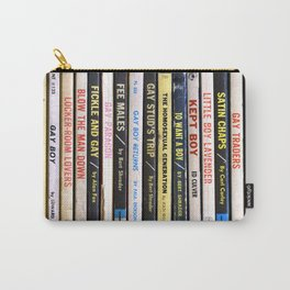 Gay Pulp Sleaze Carry-All Pouch