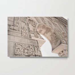 The Shining City ll Metal Print