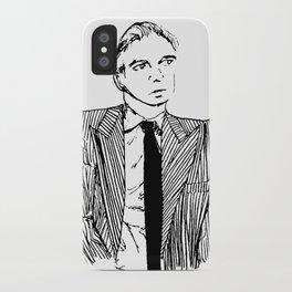 Gent iPhone Case