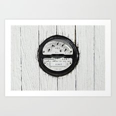 Made to Measure Art Print