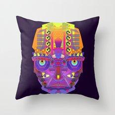 FI Throw Pillow