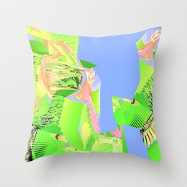 grenfeld Throw Pillow