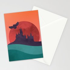 Hogwarts Summer Stationery Cards