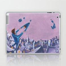 POEM OF FLING Laptop & iPad Skin