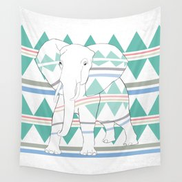 Do I Blend In? #elephant Wall Tapestry